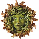 Design Toscano The Somerset Greenwoman Sculpture in Faux Verdigris and Bronze