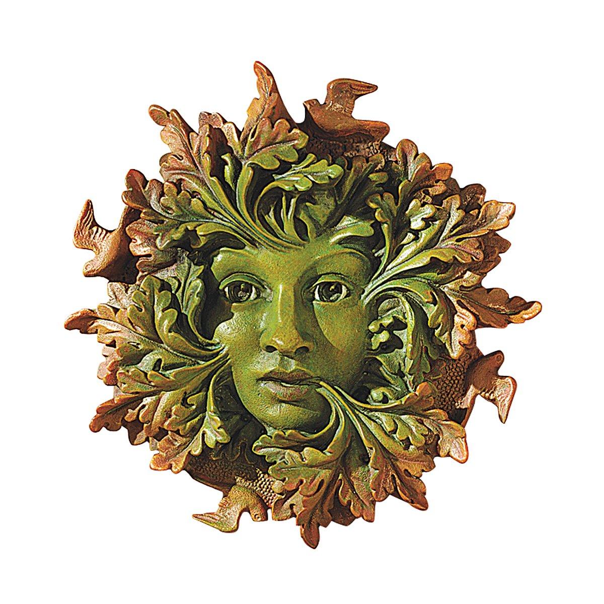 Design Toscano The Somerset Greenwoman Sculpture