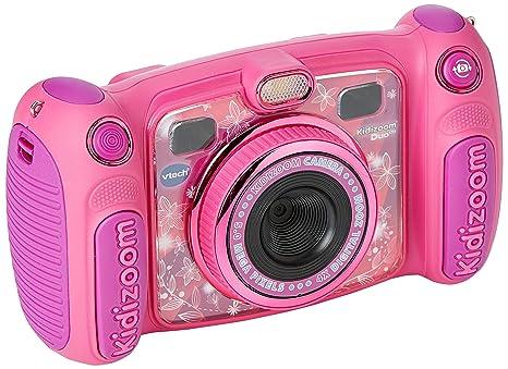 VTech - Kidizoom Duo 5.0 cámara de Fotos Digital para niños, 5 megapíxeles, Pantalla