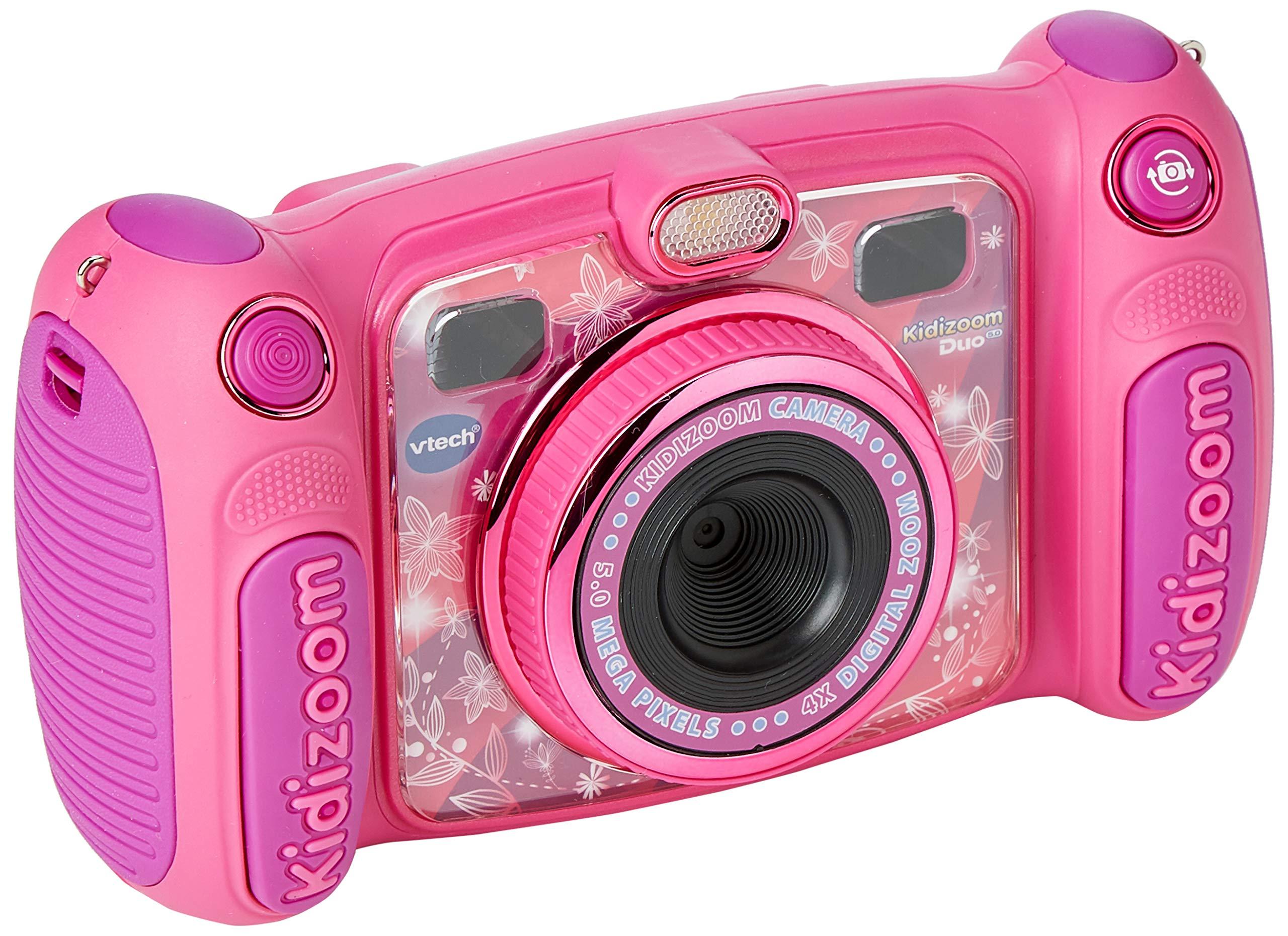 VTech Kidizoom Duo 5.0 Camera Pink by VTech (Image #1)