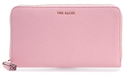 0afa2eea6960eb Image Unavailable. Image not available for. Colour  Ted Baker Sheea Wallet  pink
