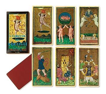 Dal Negro 42401 - Juego de Cartas de Tarot (Ilustraciones de ...