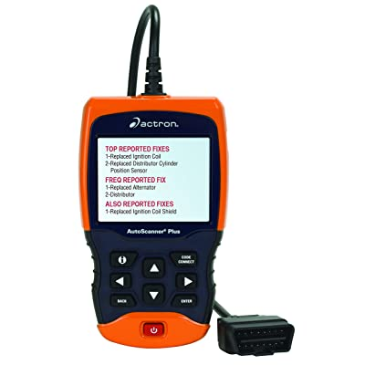 Actron CP9680 AutoScanner Plus OBD II Scan Tool for All 1996 and Newer and Select 1994-95 vehicles - Includes ABS and Airbag Features for Select Applications: Automotive