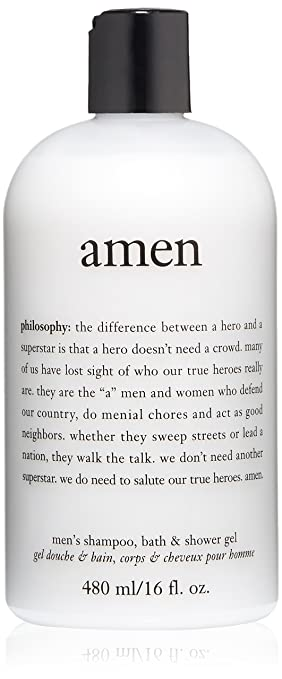 philosophy for men amen menu0027s shower gel