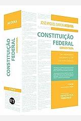 Constituição Federal Comentada Capa comum