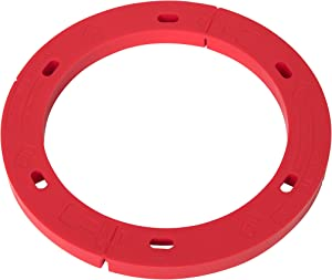 OATEY 43411 Set-Rite Red, 1/2 in. Toilet Flange Spacer