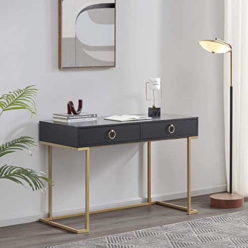 BELLEZE Modern Home Office Computer Desk