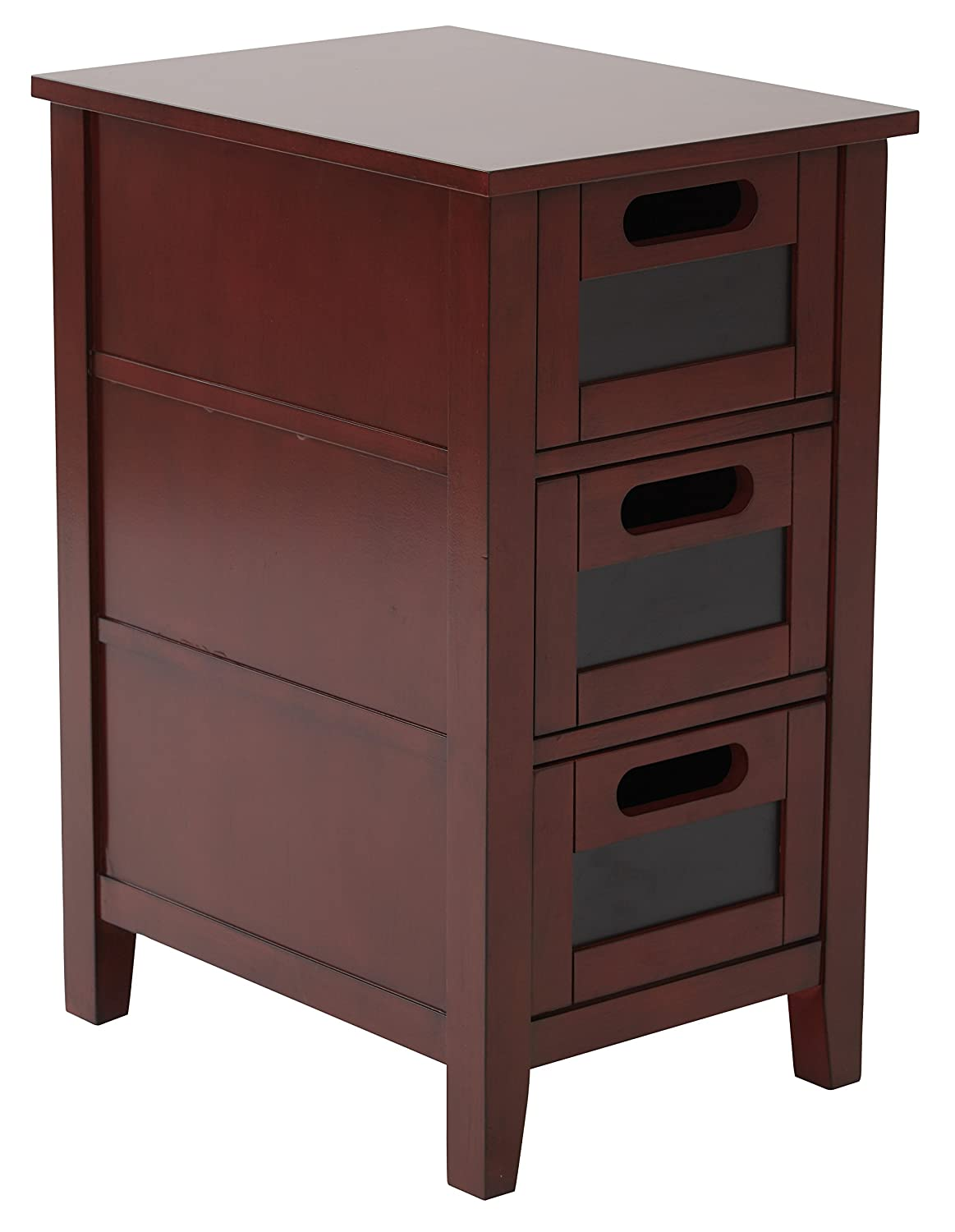 winsome hall drawer timber table wood drawers console ojcommerce with