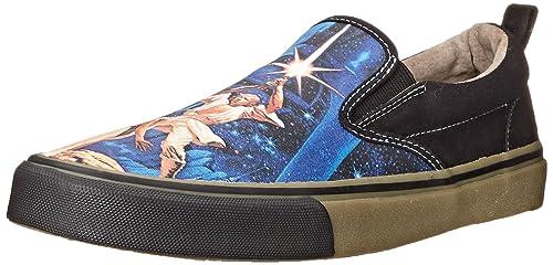Skechers Star Wars Men s Slip-On Sneaker  Amazon.ca  Shoes   Handbags 3f2a1bf8e