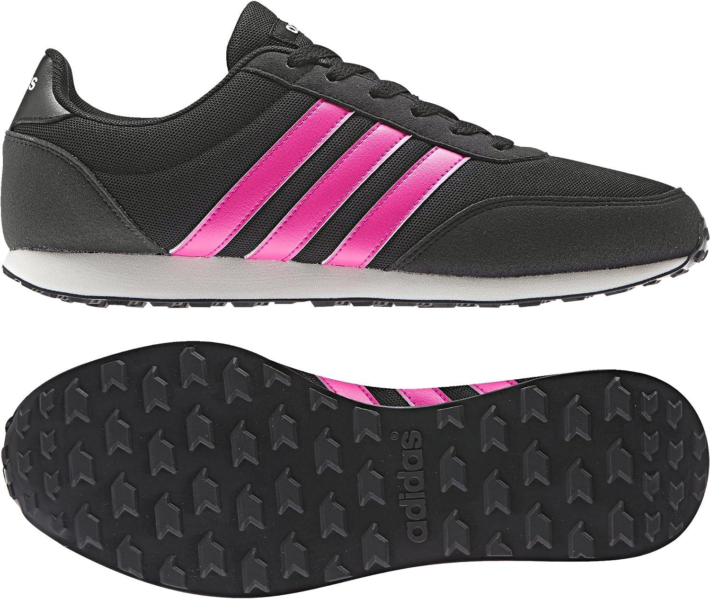adidas NEO V Racer 2.0 BC0112 CORE Black/Shock Pink/Chalk White ...