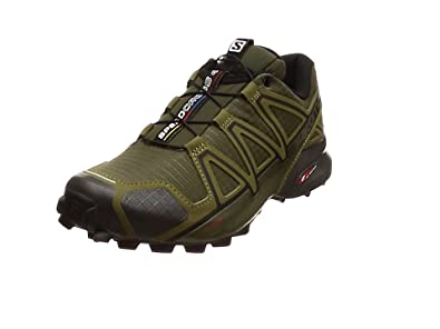 Salomon Men's Speedcross 4 Wide Trail Running Shoe: Amazon