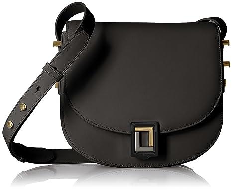 LUANA ITALY Marianne Saddle Bag 8b87deb75ed1e