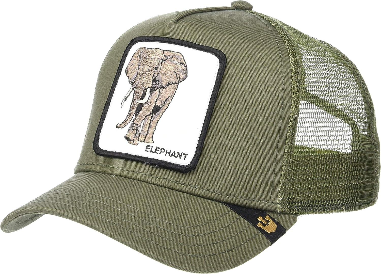 Goorin Bros Gorra Truker Verde Elefante