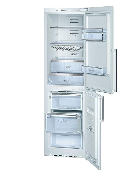 Bosch KGN39H10 Independiente 317L A+ Blanco nevera y congelador ...