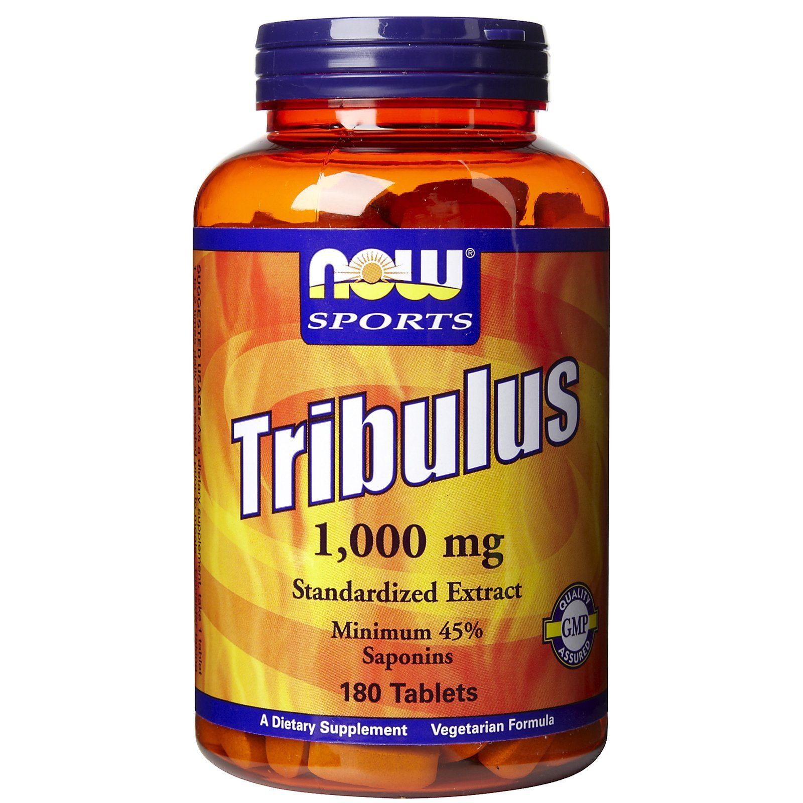 NOW Foods - Tribulus 1000 mg. - 180 Tablets ( Multi-Pack)