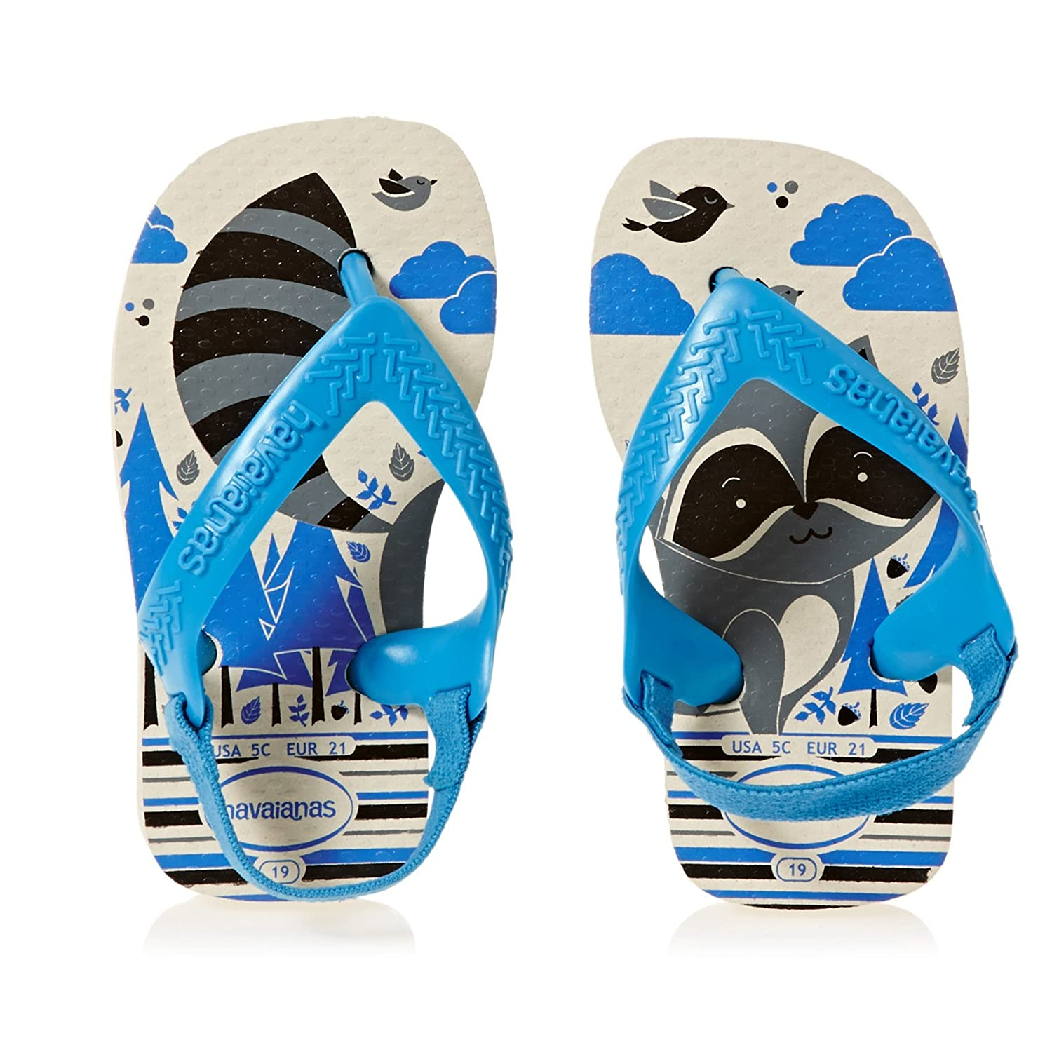 cd94b55f5 Havaianas Baby Pets II. Toddler Flip Flops  Amazon.co.uk  Shoes   Bags