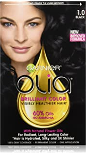 Garnier Olia Oil Powered Permanent Hair Color, 7.0 Dark Blonde (Packaging May Vary)