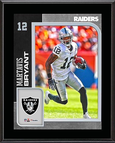 a8777735f Martavis Bryant Oakland Raiders 10.5 quot  x 13 quot  Sublimated Player  Plaque - NFL Player Plaques