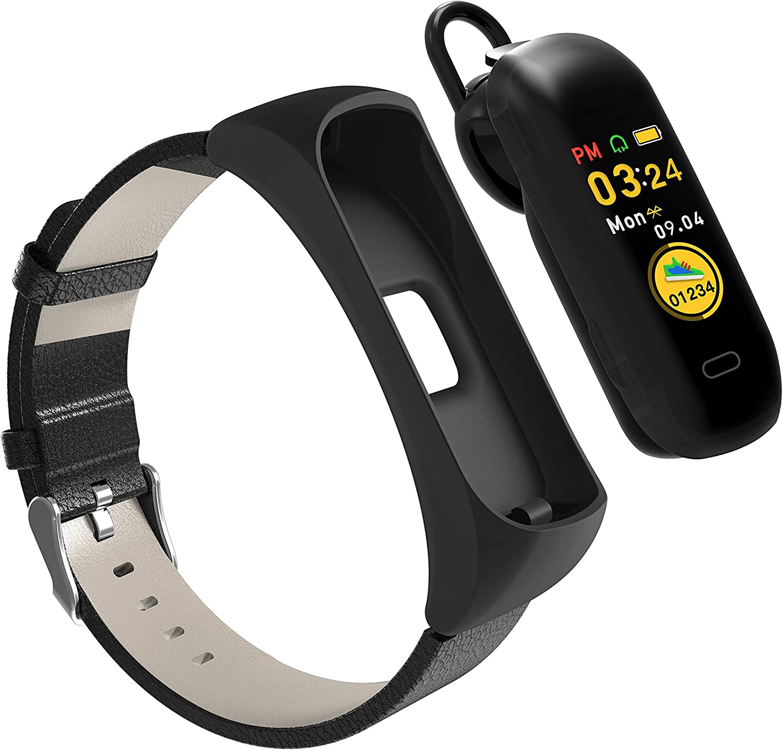 LEMONDA - Reloj Inteligente con Auricular Bluetooth
