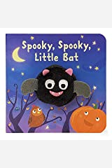 Spooky, Spooky Little Bat (Finger Puppet Books) (Finger Puppet Board Book) Board book
