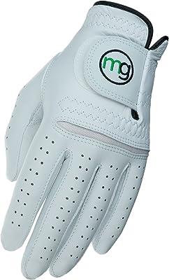MG Golf Glove Mens DynaGrip Elite All-Cabretta Leather