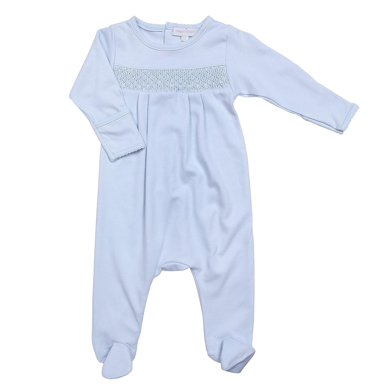 ファッションデザイナー Magnolia Baby 6 SLEEPWEAR B075GXX1C7 ベビーボーイズ B075GXX1C7 6 Baby Months, バンブルー Vent Bleu:482ed02a --- arianechie.dominiotemporario.com