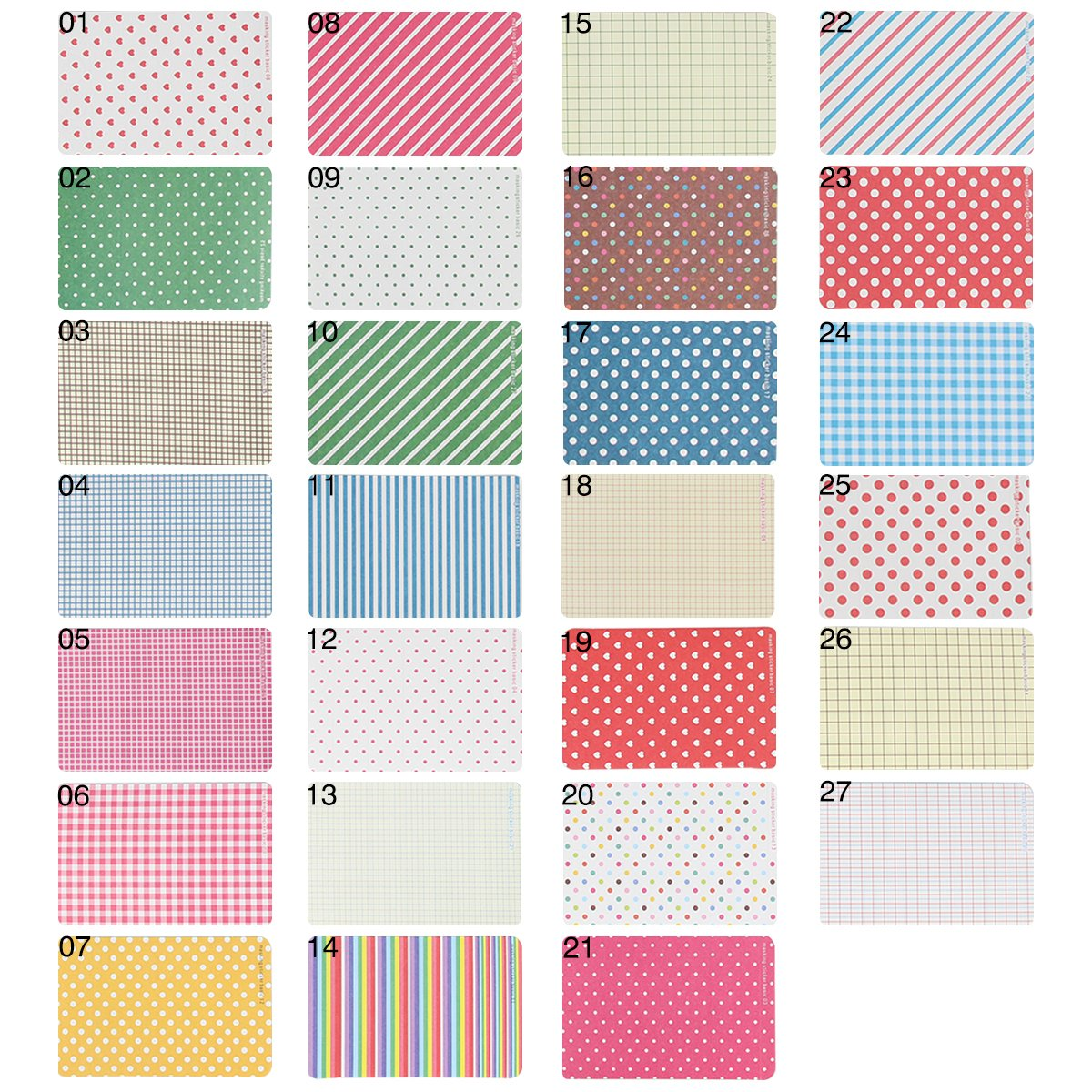 La Decoración de la Pegatina del Papel Colorido con Adhesiva Cinta Estampada y Las Etiquetas Adhesivas Pegatina Papel con 54 Hojas