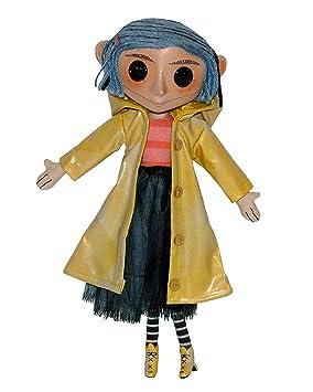 Star Coraline Figura muñeca de 25 cm de colección de la película Original NECA USA