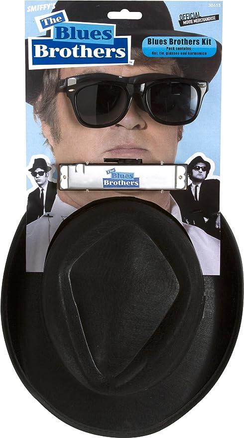 SMIFFYS Smiffy s Kit Blues Brothers  Amazon.it  Giochi e giocattoli 98d929a766b6