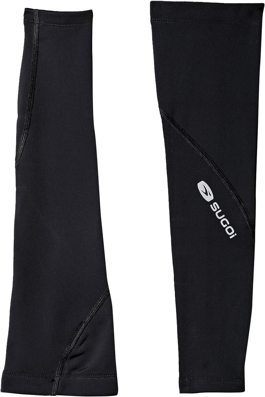 Size XL Sugoi Subzero Thermal Cycling Arm Warmers Black