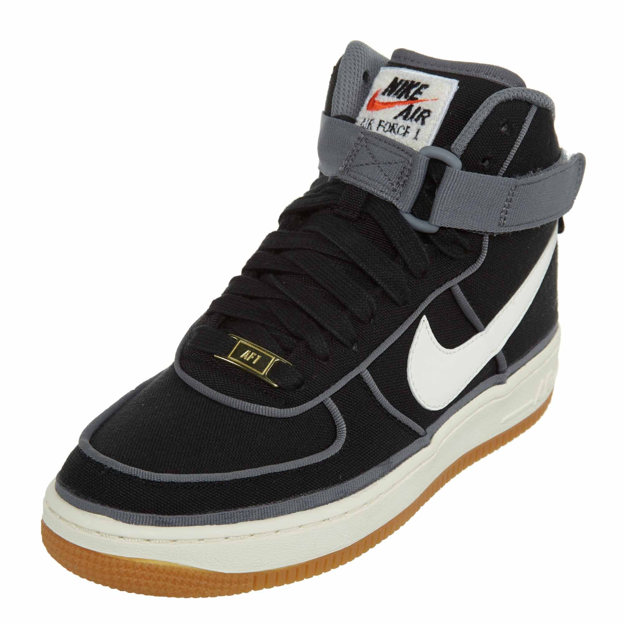 NIKE Air Force 1 High Lv8 Big Kids Style: 807617-001 Size: 4 Y US
