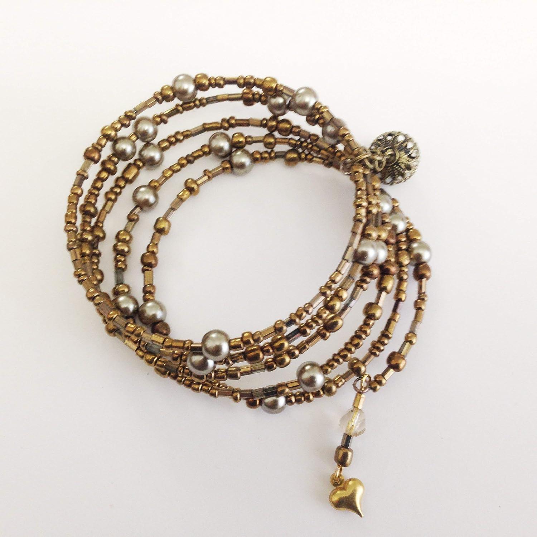 Boho Memory Bracelet