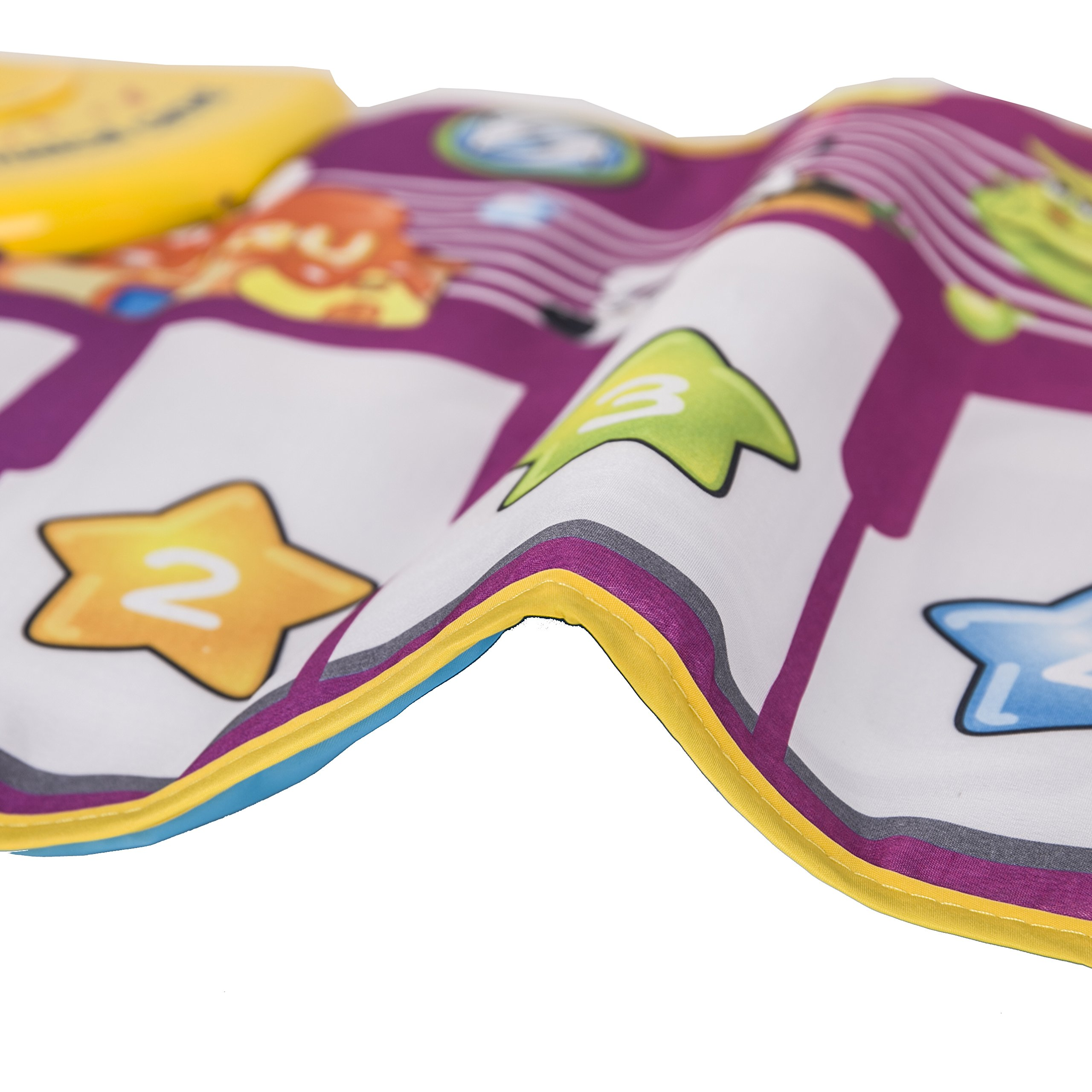 COLORTREE Educational Piano Play Mat Fun Step-to-Play Musical Carpet by COLORTREE (Image #5)