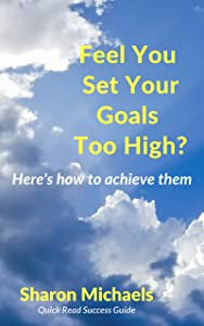 Feel You Set Your Goals Too High?: Here's how to achieve them (Quick Read Success Guide Book 2)