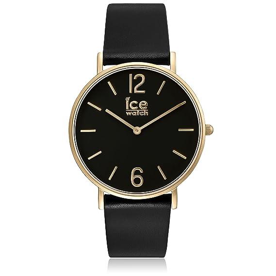 Ice Watch Reloj Analogico para Mujer de Cuarzo con Correa en Cuero 001503: Amazon.es: Relojes