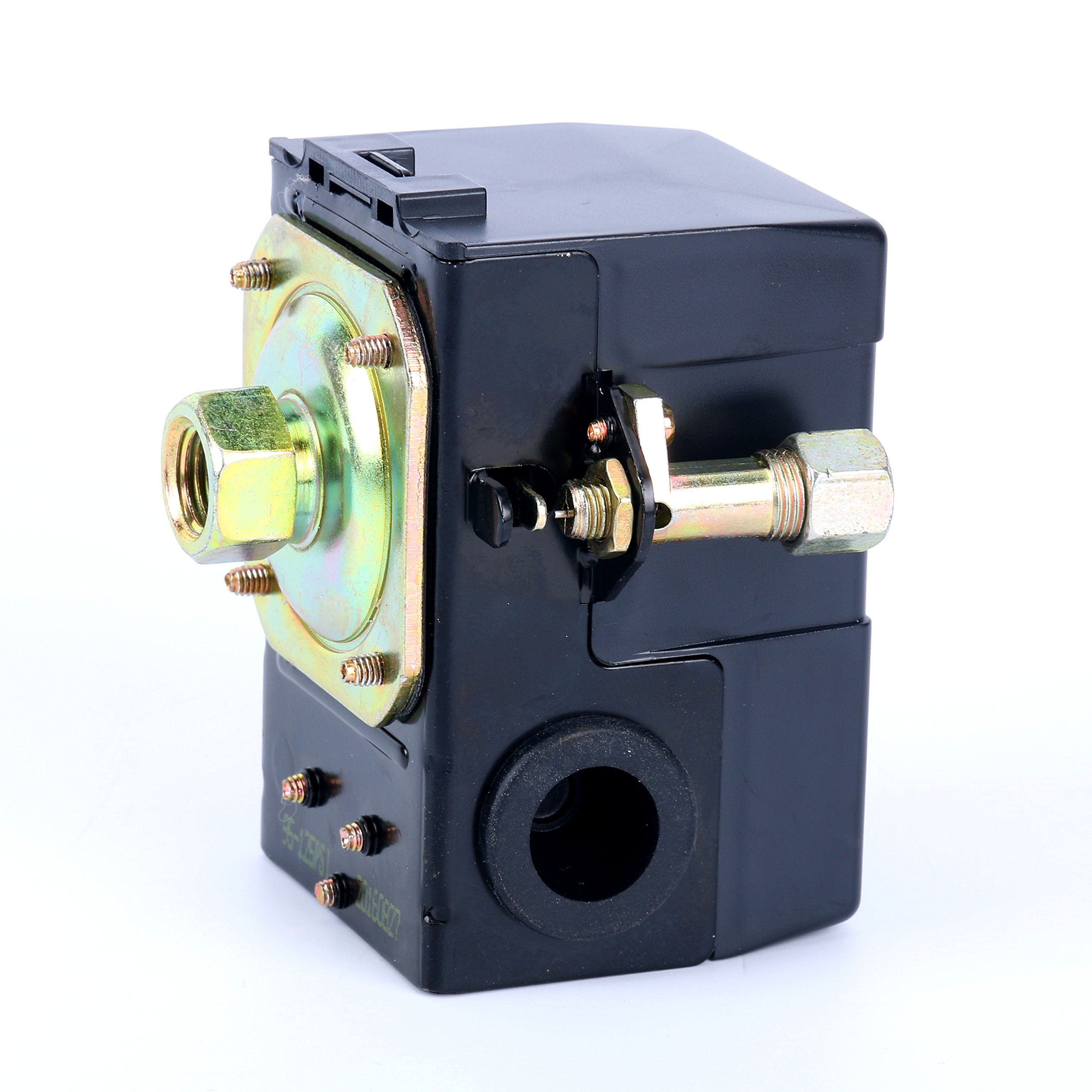 Lefoo Quality Air Compressor Pressure Switch Control Valve 95 125 For Diagram Psi W Unloader Lf10 1h 1 Npt1 4