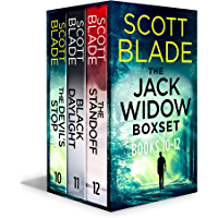 The Jack Widow Series: Books 10-12 (The Jack Widow Series Collection Book 4)