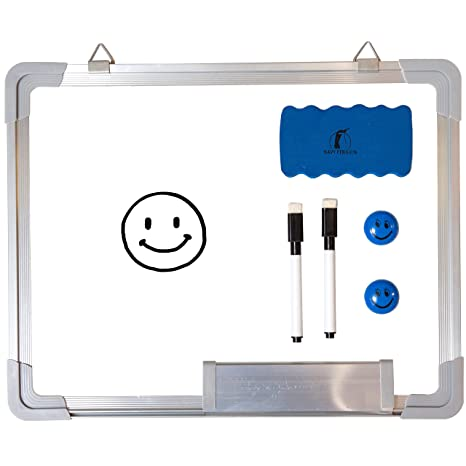 Amazoncom Whiteboard Set Small Dry Erase Board 15 X 12 1