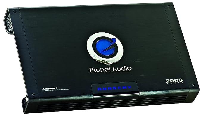 amazon com planet audio ac2000 2 anarchy 2000 watt 2 channel 2 4 rh amazon com GMC Factory Stereo Wiring Diagrams GMC Factory Stereo Wiring Diagrams