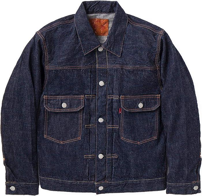 FULLCOUNT フルカウント 2102 Type 2 Denim Jacket 13.7oz デニムジャケット Denim Jacket ジージャン セルビッジ 児島 岡山