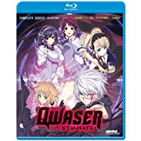Qwaser of Stigmata: Complete Collection [Blu-ray]