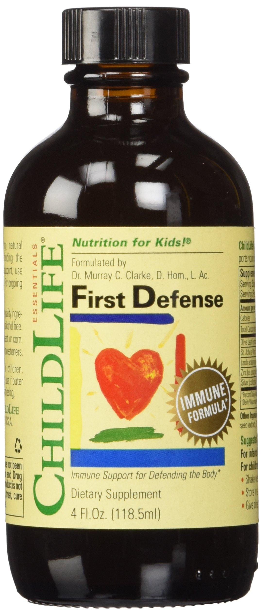 ChildLife First Defense 4 oz (2 Pack), Total 8 oz