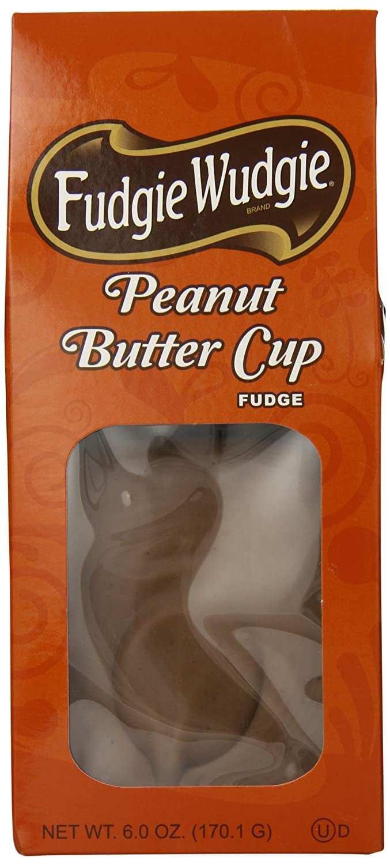 Amazon.com : Fudgie Wudgie Fudge, Peanut Butter Cup, 6 Ounce : Grocery & Gourmet Food