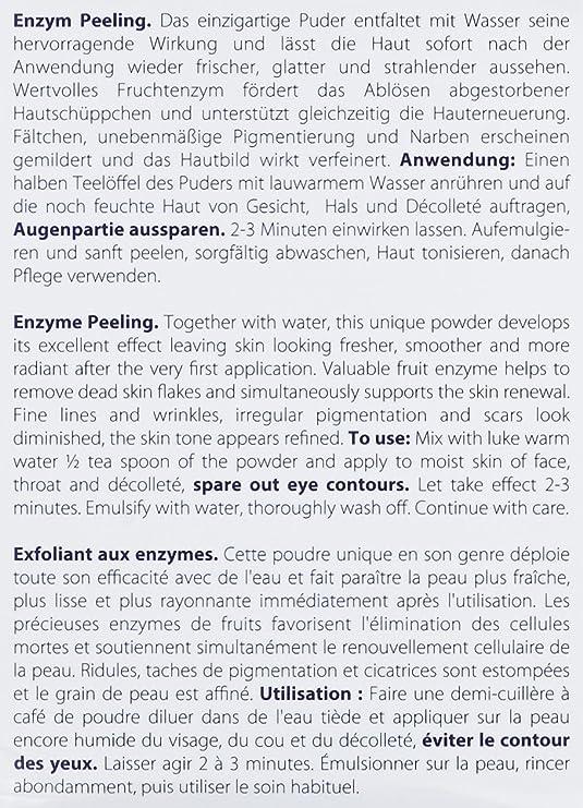 Sans Soucis Limpiador en polvo enzima con efecto perla, 1er ...