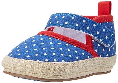 Sterntaler 2301705, Zapatillas de Estar por Casa Bebé-Niños, Azul (Blau), 17/18: Amazon.es: Zapatos y complementos