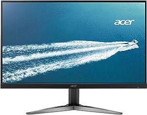 Acer 27in Widescreen Monitor 16:9 1ms 75HZ WQHD (2560x1440) AMD FreeSync (Renewed)