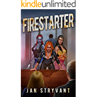 Firestarter (The Valens Legacy Book 15)