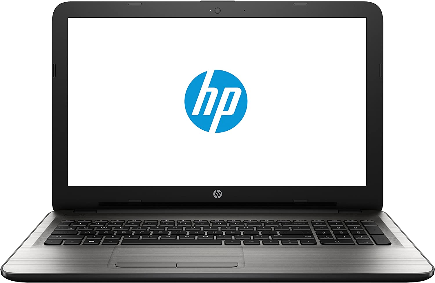 HP 15-ay196nr 15.6-Inch HD SVA WLED-backlit touch screen Laptop (Intel Core i7-7500U 2.7 GHz, 8 GB DDR4 RAM, 1 TB 5400 rpm SATA HDD, Windows 10 Home 64), Silver