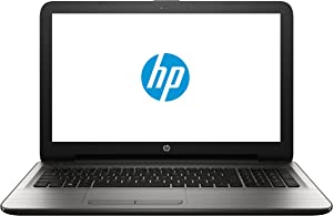 2016 HP Notebook 15-ba042nr - AMD quad-core A10-9600P (2.4 GHz-3.3 GHz) - 1TB hard drive - 4 GB DDR4 - silver