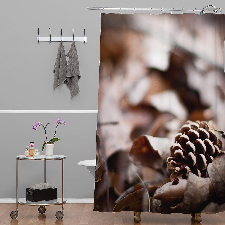 Deny Designs Bird Wanna Whistle Flower 1 Shower Curtain 69 x 72 69 x 72 12635-shocur